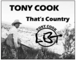 That's Country - Tony Cook