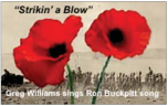 Strikin' A Blow - Greg Williams