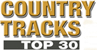 Country Tracks Top 30
